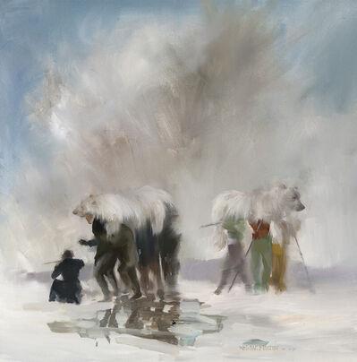Sarah McRae Morton, 'Pale Skied Mirrors'