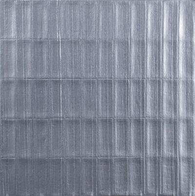 Sebastien Mehal, 'Façade architecturale - Monochrome gris ', 2019