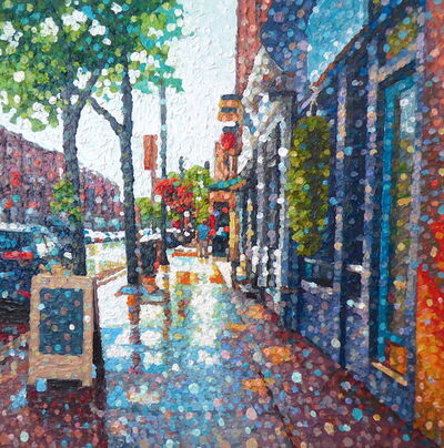 Susan Gale, 'Summer Rain', 2019
