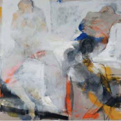 Bahram Hajou, 'Die drei', 2020