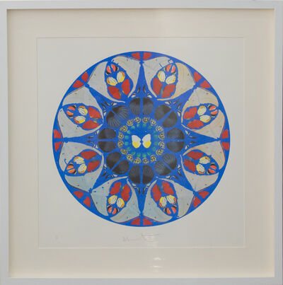Damien Hirst, 'Psalm - Deus, Deus Meus - DIAMOND', 2010