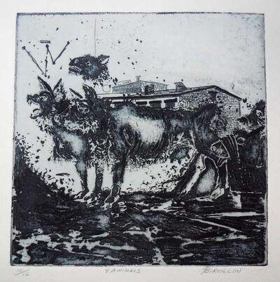 Robert Birmelin, '4 Animals, ed. of 12', 20th Century