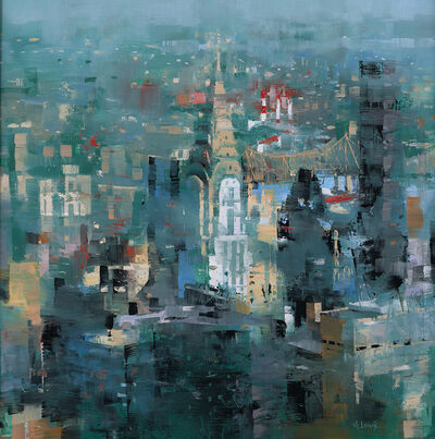 Mark Lague, 'Chrysler Building', 2020