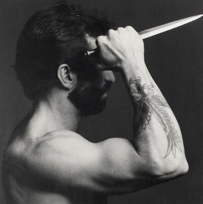Robert Mapplethorpe, 'Frank Diaz', 1979