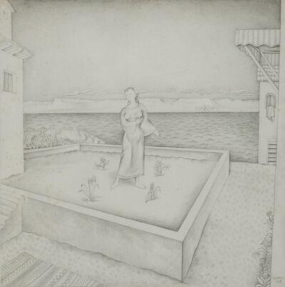 Richard Eurich, 'The Garden', 1928