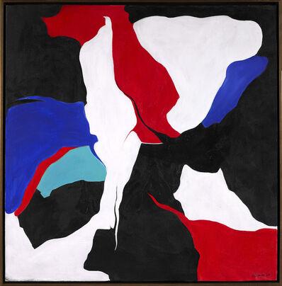 James Brooks (1906-1992), 'Blow', 1968