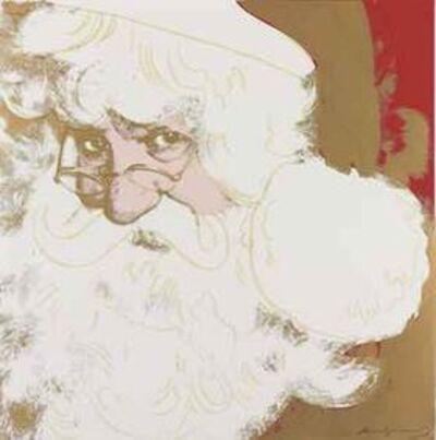 Andy Warhol, 'Santa Claus (F. & S. II.266)', 1981