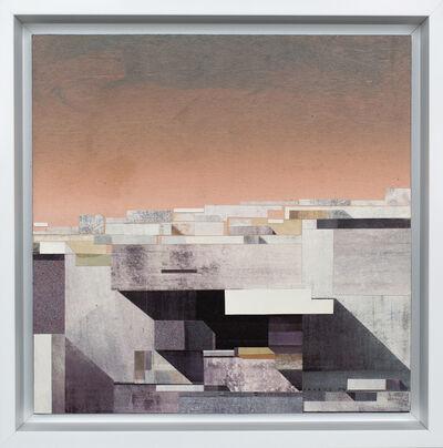 Chazme, 'Concretcity Composition 4', 2017