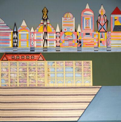 Carlos Rodriguez Cardenas, 'Architectural Landscape (Detail)', 2018