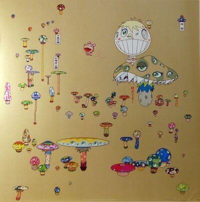 Takashi Murakami, 'Making A U-Turn', 2002