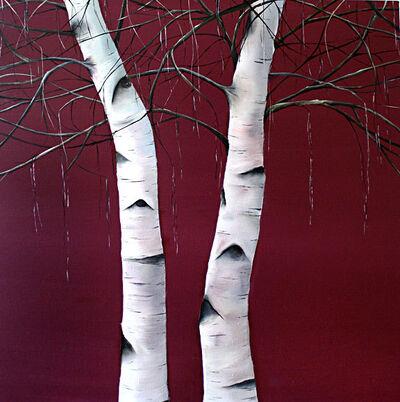 Allison Green, 'Crimson Lovers', 2010