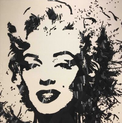 Mr. Brainwash, 'Marilyn Monroe ', 2019