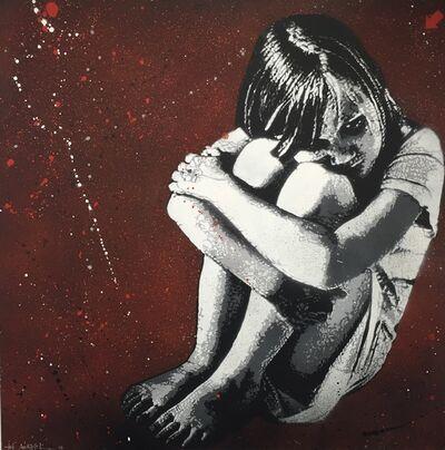 Jef Aérosol, 'Young Girl ', 2017