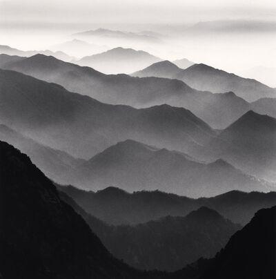 Michael Kenna, 'Huangshan Mountains, Study 42, Anhui, China. ', 2010