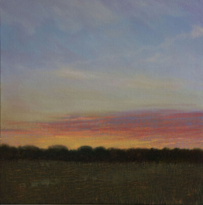Will Klemm, 'Evening in Cross Plains', 2019