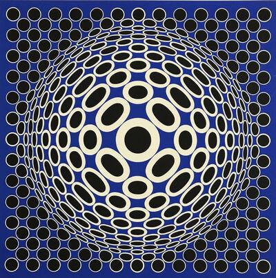 Victor Vasarely, 'Vega-Tuz', 1985