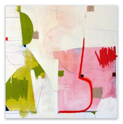 Xanda McCagg, 'Notice-ing (Abstract Painting)', 2015