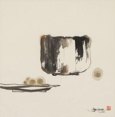 Minol Araki, 'Tea Bowl and Platter with Fruit (MA-130)', 1978