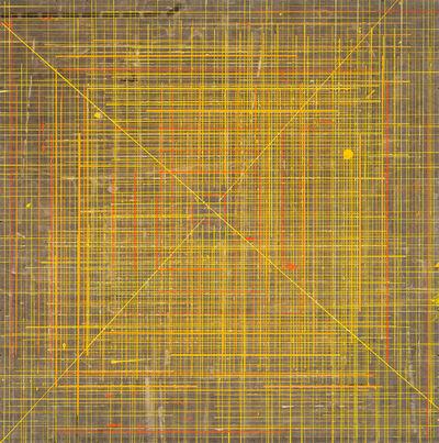 José Bechara, 'Para Amarelos', 2017
