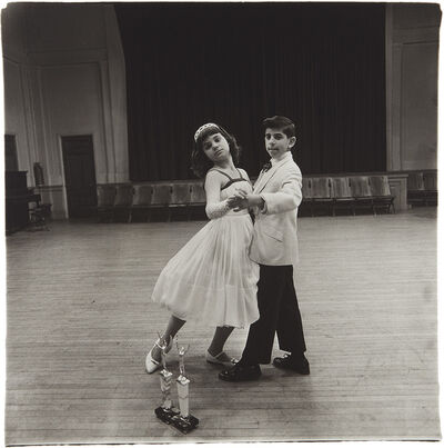 Diane Arbus, 'The Junior Interstate Ballroom Dance Champions, Yonkers, NY', 1962