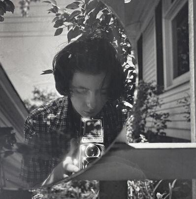 Vivian Maier, 'Self-portrait', 1953