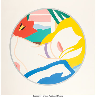 Tom Wesselmann, 'Blonde Vivenne', 1988-89