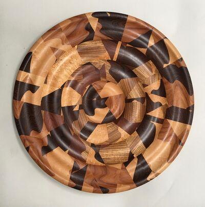 Pete Arenskov, 'Untitled Platter', ca. 1995