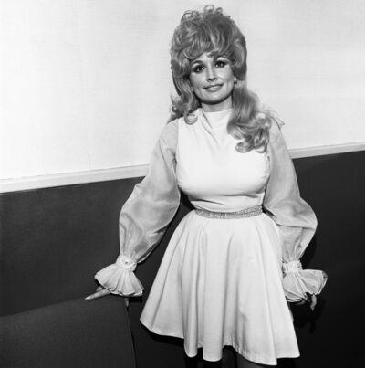 Henry Horenstein, 'Dolly Parton, Symphony Hall, Boston, MA', 1972