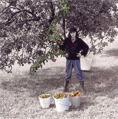 Lisl Ponger, 'die Normannin', 1995