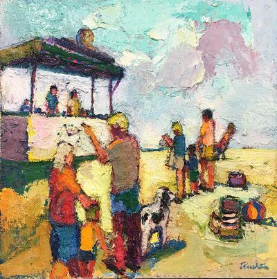 William Rushton, 'Beach Life', 2018