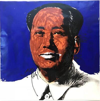 Andy Warhol, 'Mao F&S II.98', 1972