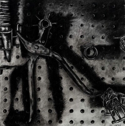 Aimee Mandala, 'The Leathersmith Workshop: Part 1', 2021