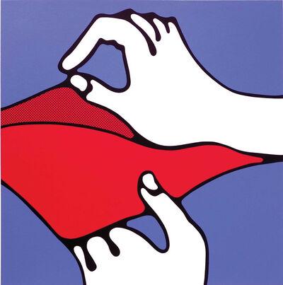 Claudio Tozzi, 'O Envelope', 1970