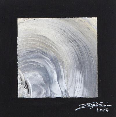 Roger Brönnimann, 'Metallic Waves No 1', 2019