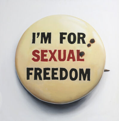 Lucas Price, 'Im For Sexual Freedom', 2015