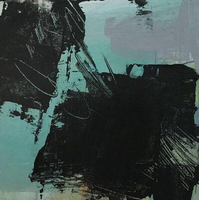 Deborah Fine, 'Black Bird', 2016