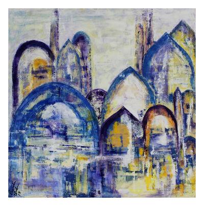 Raida Shahin, 'My Soufie City', 2017