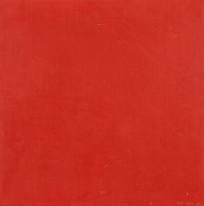 Radomir Damnjonoviæ-Damnjan, 'Crvena Slika (Image rouge)'