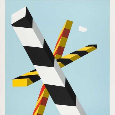 Allan D'Arcangelo, 'Resonance', 1978