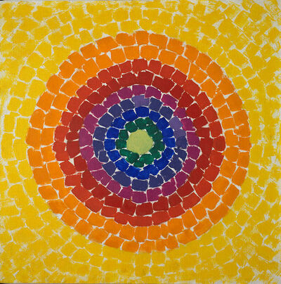 Alma Thomas, 'Resurrection', 1966