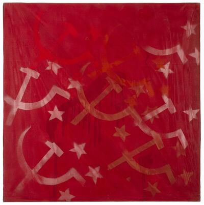 Franco Angeli, 'I° Maggio', 1963-65