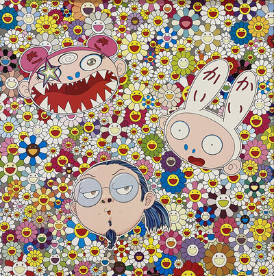 Takashi Murakami, 'Kaikai Kiki And Me - The Shocking Truth Revealed! ', 2011