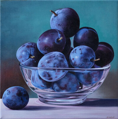 Sherrie Wolf, 'Plums', 2019