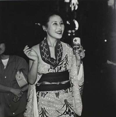 Issei Suda, 'Asakusa', 1987