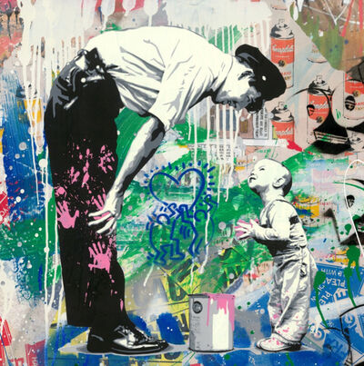 Mr. Brainwash, 'Not Guilty', 2019