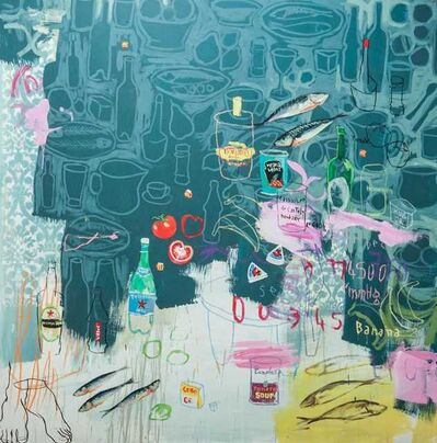 Gopal Dagnogo, 'Nature morte en vrac ', 2020