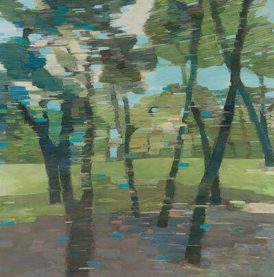 Wynne Hayakawa, 'Notan Park', 2016