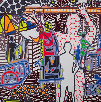 Boris Nzebo, 'Le Monstre de Nkolbong', 2019