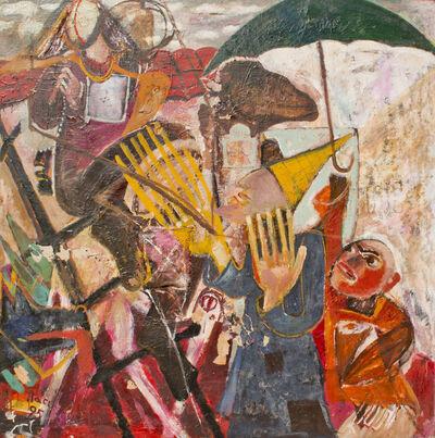 Hajimirza Farzaliyev, 'Kechal and Kosa', 1995