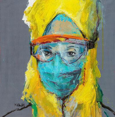 Mohamed Saleh Khalil, 'Corona Fighters #3', 2020
